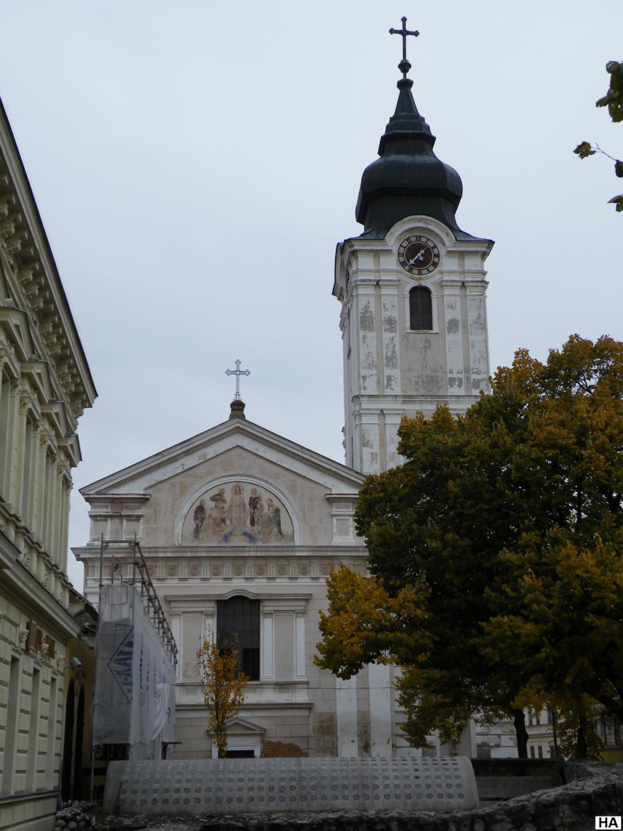 Szent Ferenc-templom (Pécs)   Miserend