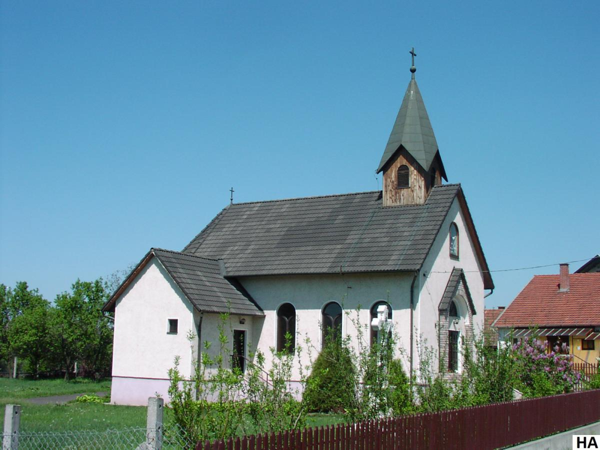 Magyarok Nagyasszonya-templom (Sajóecseg) | Miserend